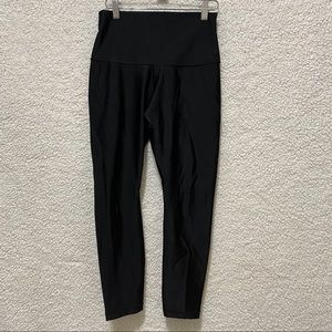 RARE Lululemon Wunder Under Black 7/8 Legging